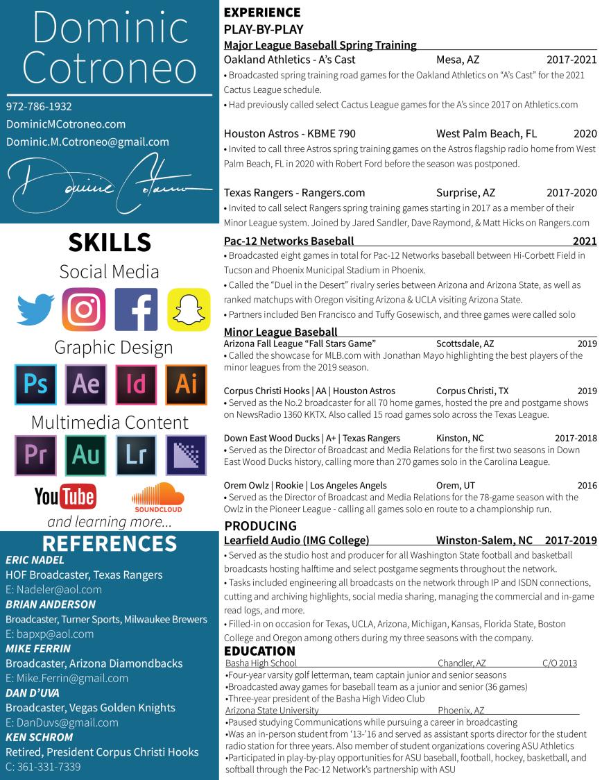 Resume 2021-01